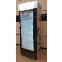 Myydään käytetty lasiovellinen pakastekaappi FV400-E4VA