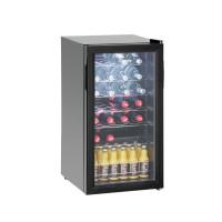 Kylmäkaappi lasiovella Bartscher 700182G, 88L
