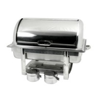 Roll top lämpöhaude GN-1/1-100  Exxent 90076