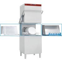 Kupu astianpesukone kylmävesiliitäntään Diamond DCR37/6-AC/A , 400V sivupöydillä