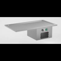 Drop in kylmätaso/levy pöytään upotettava RIKT 3GN