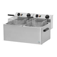 Rasvakeitin RM Gastro FE77V 2x8L 2x3kW