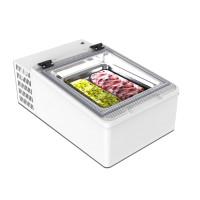 Jäätelönmyyntipakastin Framec Mini Cream 2V