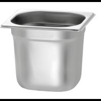 GN 1/6-150 astia ruostumatonta terästä