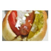 Hot Dog laitteiden tarvikkeet ja raaka-aineet