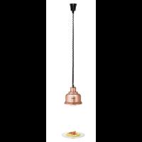 Infrapunalamppu kuparin värinen Bartscher 114274 250W