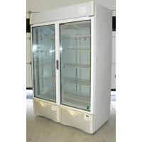 Myydään käytetty myymäläpakastekaappi lasiovilla Framec Expo1100NV