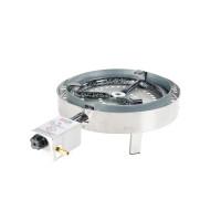 Kaasuliesi sisäkäyttöön 7 kW 40 cm GrillSymbol TW 460i