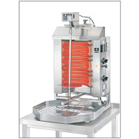 Kebab grilli 4.5 kW Potis E1S