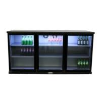 Kylmäkaappi Serrco SGD-360GE lasiovilla