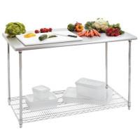Keittiön työpöytä  Bartscher 601152