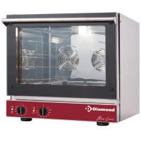 Kiertoilmauuni 3.2 kW Diamond BRIO43/X-P