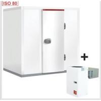 Kylmähuone + kylmäkone  Diamond C3.1B/PM+AP50-PED/A