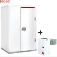 Kylmähuone + kylmäkone  Diamond C3.5A/PM+AP50-PED/A
