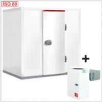 Kylmähuone + kylmäkone  Diamond C4.0B/PM+AP50-PED/A