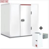 Kylmähuone + kylmäkone  Diamond C4.3B/PM+AP50-PED/A