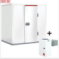 Kylmähuone + kylmäkone  Diamond C4.8B/PM+AP50-PED/A