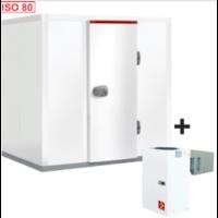 Kylmähuone + kylmäkone Diamond C5.0A/PM+AP50-PED/A