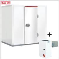Kylmähuone + kylmäkone Diamond C5.9B/PM+AP75-PED/A