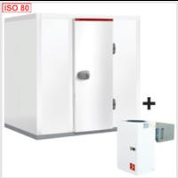 Kylmähuone + kylmäkone Diamond C6.5B/PM+AP75-PED/A