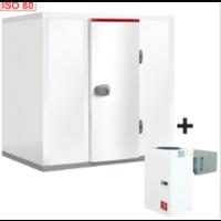 Kylmähuone + kylmäkone Diamond C6.7B/PM+AP75-PED/A