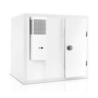 Kylmähuone + kylmäkone Tefcold CR2020C