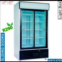 Kylmäkaappi Diamond DRINK-110S/R2