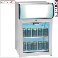 Kylmäkaappi Diamond TOP50PC/R6 60 litraa
