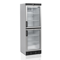 Kylmäkaappi kahdella ovella 347l Tefcold FS2380-I