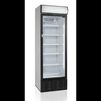 Kylmäkaappi lasiovella 347l Tefcold SCU1450CP-I