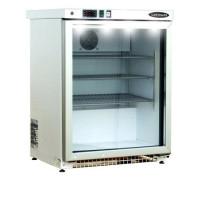 Kylmäkaappi lasiovella backbar 140L valkoinen Unifrigor VPSC014
