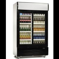 Kylmäkaappi pulloille 400L GGG LG-400