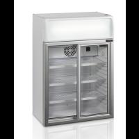 Kylmäkaappi pulloille 60l Tefcold FSC100-I
