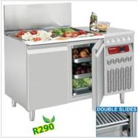 Kylmä salaattityöpöytä Diamond SG2-G3/R2