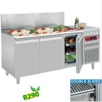 Kylmä salaattityöpöytä Diamond SG3-G4/R2