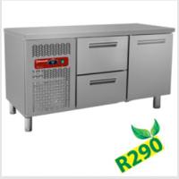 Kylmätyöpöytä Diamond BMIV15/R2+BC1/2-TP