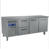 Kylmätyöpöytä Diamond BMIV20/TP+BC1/2-TP