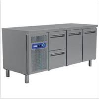 Kylmätyöpöytä Diamond MR3/TP+MC1/2-TP