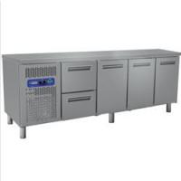 Kylmätyöpöytä Diamond MR4/TP+MC1/2-TP