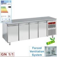 Kylmätyöpöytä Diamond TG4N/H-R2