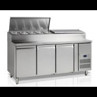 Kylmätyöpöytä Tefcold  SS7300-P