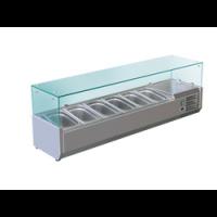Kylmävitriini GN 1/3-150 VRX1500/380