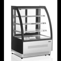 Kylmävitriini Tefcold LPD900C-P Musta