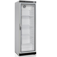 Kylmäkaappi Tefcold UR400G lasiovella