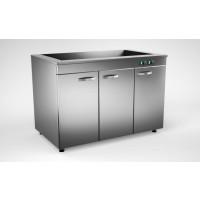 Lämpökaappi lämpöhauteella GN-astioille LH1230