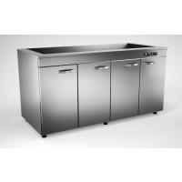 Lämpökaappi lämpöhauteella  GN-astioille LH 1640
