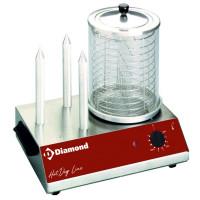 Makkaranhöyrystin ja sämpylänlämmitin Diamond STAR-HD/R 0.65kW