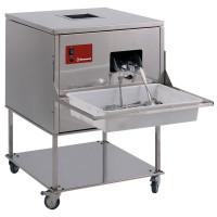 Ruokailuvälineiden kiillotuskone Diamond MCX/7-PH