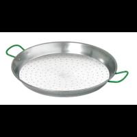 Teräksinen paella-wokkipannu 650 mm Bartscher A153065