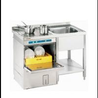 Pesukonepöytä allas oikealla SPZT-1270-1BR